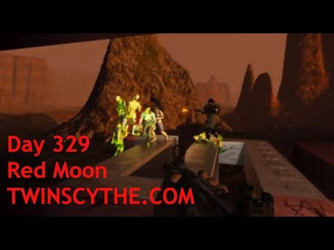 Red Moon on Twinscythe.com